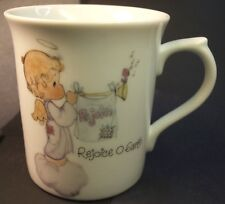 "Precious Moments Mug ""Rejoice O Earth"""