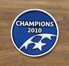 sporting ID badge patch respect purple navy blue 2009 2010 2011 season champions