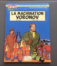 Les aventures de Blake et Mortimer n°14. La machination Voronov. 2000
