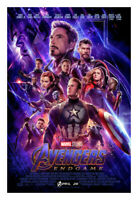 Avengers Endgame (Advance) Movie Poster (2019) 27x40 inches