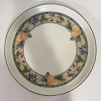 Mikasa Garden Harvest Platter Round