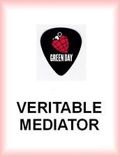 GREEN DAY          MEDIATOR      medium  PLECTRUM  guitar pick