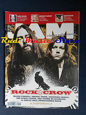 Rivista JAM 146/2008 Black Crowes Nick Cave Sheryl Crow Counting Crows  No cd