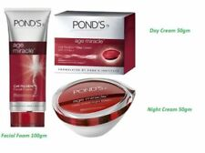 POND'S Age Miracle Anti Aging Set (Day Cream + Night Cream + Facial Foam)