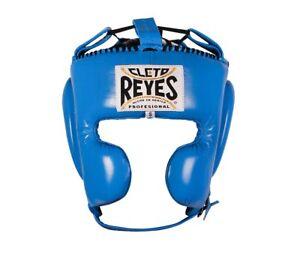 Cleto Reyes Geschlossen Gesicht Boxen Kopfschutz Adult Blau Sparring Training