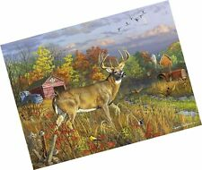 Buffalo Games - Hautman Brothers - Fall Colors - 1000 Piece Jigsaw Puzzle
