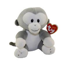 Baby TY - POOKIE the Monkey (Regular Size - 7 inch) - MWMTs BabyTy Plush Toy