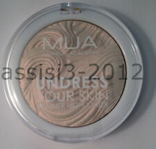 MUA Make up Academy Undress Your Skin Peach Diamond Shimmer Highlighter
