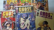 Alternative Comic lot GHOST IN THE SHELL 1-8 manga nm bagged boarded
