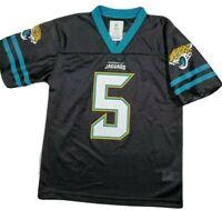 Team apparel Jacksonville Jaguars Boys NFL Jersey Blake Bortles 5  Size large