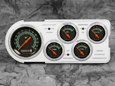 48 49 50 Ford Truck Billet Aluminum Gauge Panel Dash Insert Instrument Cluster