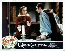 Queen Christina Lobby Card Greta Garbo Edward Norris 1933 OLD MOVIE PHOTO