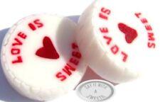 Bonbonnières de mariage bonbons rouge
