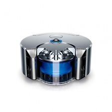 Dyson 360 Eye Robot Vacuum cleaner color Nickel/Blue Japanese Ver. Fast Shipping