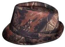 Fedora Trilby Hats - Adult Hats - Camo Colors - Foliage Prints  ( FedHat90 ^*)