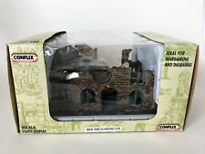 Conflix IMX6709 WWII Ruined Villa – Removable Floor #6509 Diorama or Wargaming