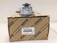 toyota genuine water pump. to suit kluger,camry,aurion,rav4
