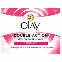 OLAY DOUBLE ACTION SENSITIVE NIGHT CREAM 50 ML