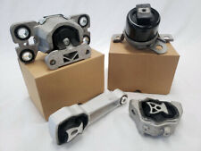 10035 10001 9906 9907 Engine Motor & Auto Trans Mount 4Pcs Set for Volvo S60