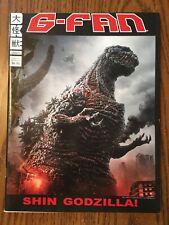 G-Fan Godzilla Magazine DAIKAIJU  #114 Winter 2017