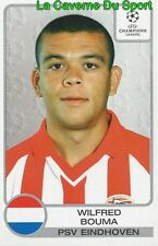 108 WILFRED BOUMA NETHERLANDS PSV EINDHOVEN STICKER CHAMPIONS LEAGUE 2002 PANINI