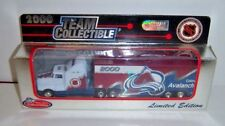 Colorado Avalanche 2000 White Rose Collectible 1:80 Scale Diecast Truck - New