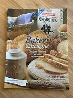 Vintage 2000 THE BAKER'S CATALOG King Arthur Flour Norwich Vermont Recipes