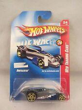 Hot Wheels  2008-100 Web Trading Cars  Brutalistic  NOC 1:64 scale (617)  M7002