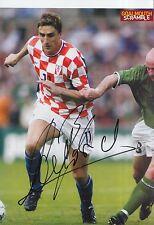 ALEN BOKSIC Firmato a Mano Croazia MAGAZINE FOTO.