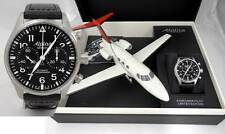 MENS ALPINA GENEVE STAR TIMER PILOT LIMITED EDITION CHRONOGRAPH WATCH AL860X4SP6