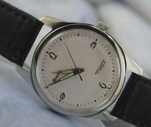 USED HMT Janata 17Jewels Winding Wrist Watch For Men's Wear D-313-1