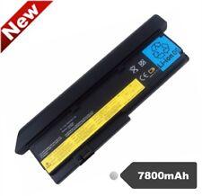 7800mah Akku für LENOVO ThinkPad X200, X201, 42T4834, 42T4835, 43R9254, 42T4537