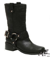 New Jessica Simpson INNA Biker Women Boots Sz 5.5