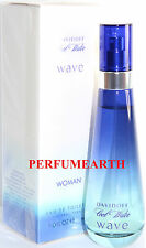 COOL WATER WAVE 1.0 OZ EDT SPRAY FOR WOMEN NEW IN BOX BY DAVIDOFF