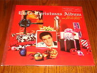 ELVIS PRESLEY CHRISTMAS ALBUM 180-GRAME RED COLORED VINYL ~ FACTORY SEALED!