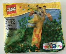 "*NEW* 10 Bags Lego Creator GEOFFREY POLYBAG 40077 ""BULK* Party Favors"