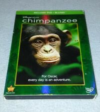 Chimpanzee (Blu-ray/DVD, 2012, 2-Disc Set)