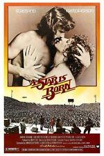 A Star Is Born Streisand Movie Poster 24x36