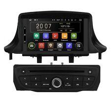 AUTORADIO GPS BLUETOOTH WIFI + Caméra Recul Mégane 3 + Couleur NOIR