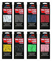 A&R Sports Hockey Skate Laces Pro Stock Waxed