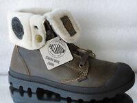 PALLADIUM Boots Stiefel BAGGY LEATHER Womens Sunrise Pilot 92610272 Größe:39 Neu