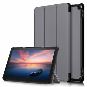 """For Amazon Kindle Fire HD10/HD10 Plus 2021 10.1"""" Case Flip Stand Smart Cover"""