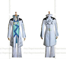 Tales of Graces Asbel Lhant Asuberu Ranto Anime Cosplay Costume Customized