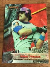 1994 Bowmans Best #81 Mike Piazza Refractor Very Choice PSA? BGS? 👀 Sweet!