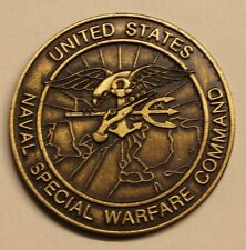 Uss Chinook (Pc-9) Naval Special Warfare Command Navy Challenge Coin