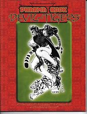 DHARMA BOOK DEVIL TIGERS WHITE WOLF GAME STUDIOS KINDRED OF THE EAST WW2904