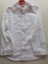 Chemise garçon Okaidi blanche 6 ans 114 cm neuf avec étiquettes