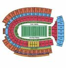 The Ohio State University Buckeyes vs Penn State Football Tickets - 2 Tickets