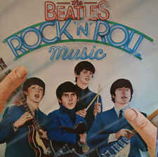 "THE BEATLES ""ROCK ´N´ ROLL MUSIC"" 2 VINILOS EMI Odeon1976 - COMO NUEVOS"