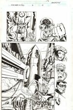 Avengers United They Stand #2 p.15 - Baron Wolfgang von Strucker Jason Armstrong